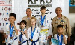 Республиканский Турнир по «Fullcontact karate»
