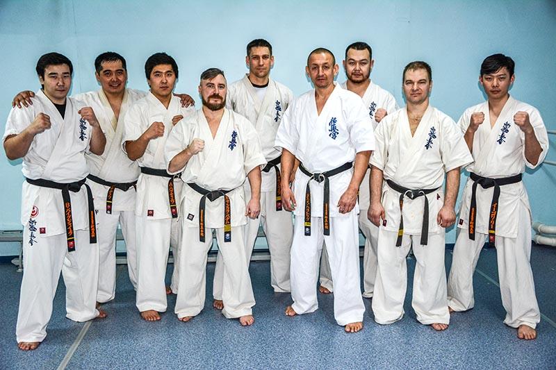 Мастер-класс Дениса Григорьева в Алматы