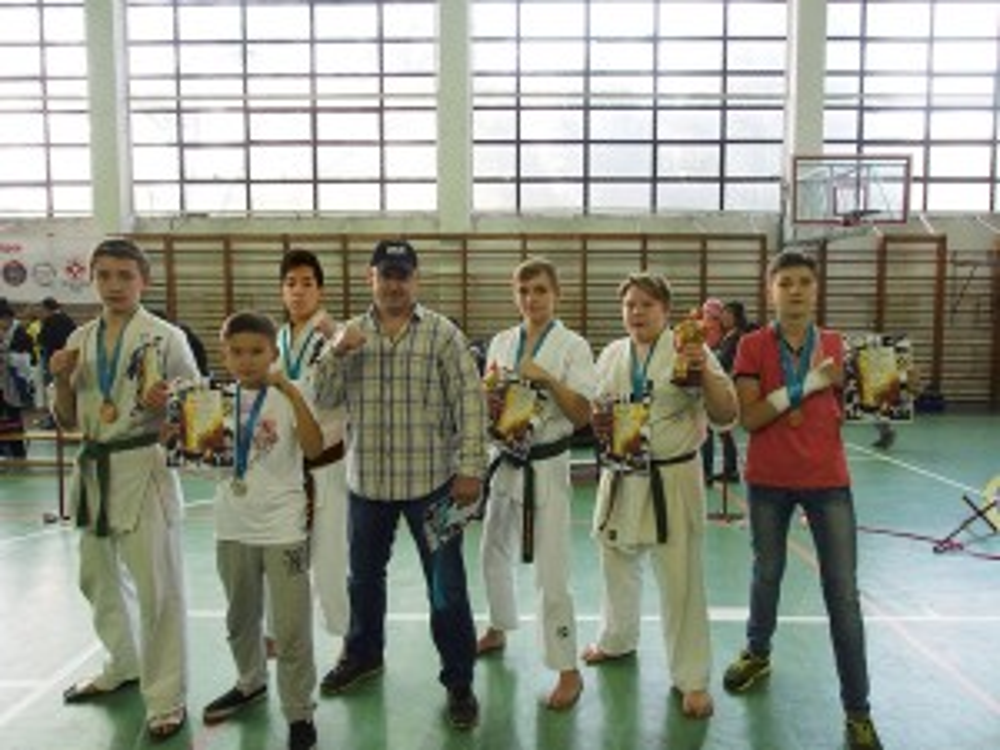 fullcontact karate