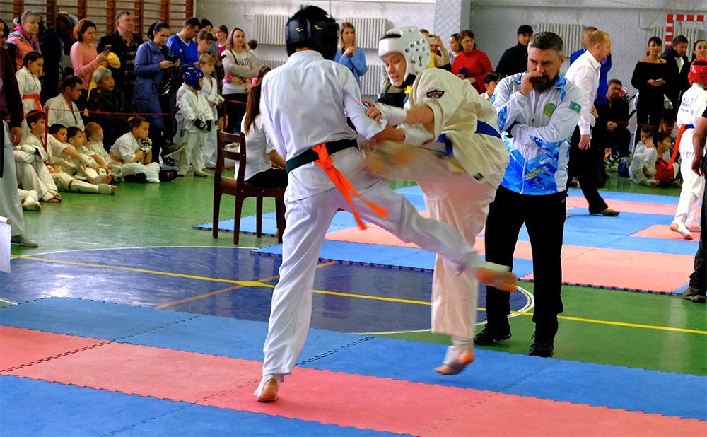 "Чемпионат РК по ""Fullcontact Karate"""